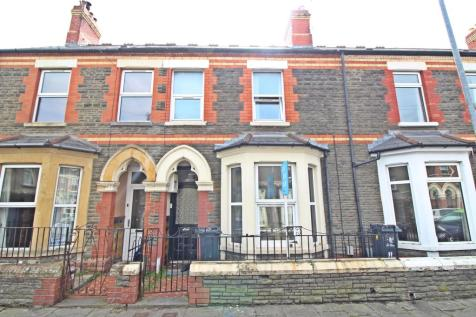 Roath, Cardiff,. 5 bedroom house