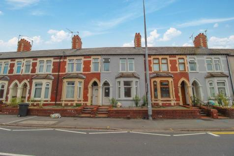 North Road, Cathays, Cardiff. 5 bedroom house for sale