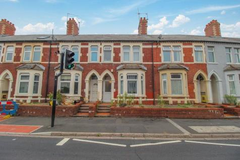 North Road, Cathays, Cardiff. 5 bedroom house
