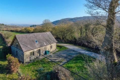 Cilmery, Builth Wells, Mid Wales - Cottage / 4 bedroom cottage for sale / £375,000