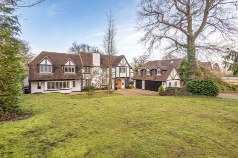 Homestead Road Orpington BR6. 5 bedroom detached house for sale
