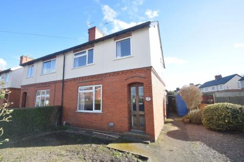 Audley Road. 3 bedroom semi-detached house