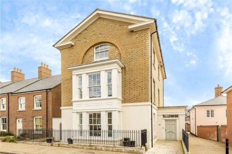 Marsden Street, Poundbury, Dorchester. 4 bedroom detached house