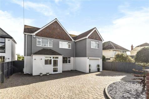 Mount Pleasant Avenue South, Weymouth, Dorset. 4 bedroom detached house