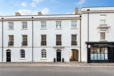 Bridport Road, Poundbury, Dorchester. 4 bedroom terraced house