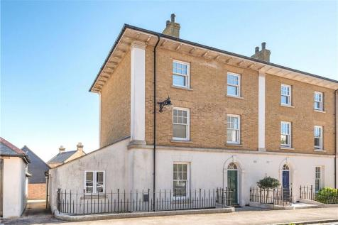 Challacombe Street, Poundbury, Dorchester. 4 bedroom semi-detached house for sale