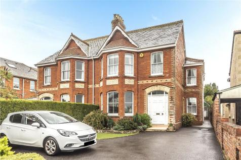 Dorchester Road, Weymouth, Dorset. 5 bedroom semi-detached house for sale