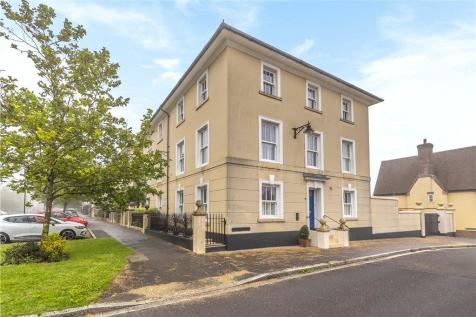 Challacombe Street, Poundbury, Dorchester. 4 bedroom semi-detached house
