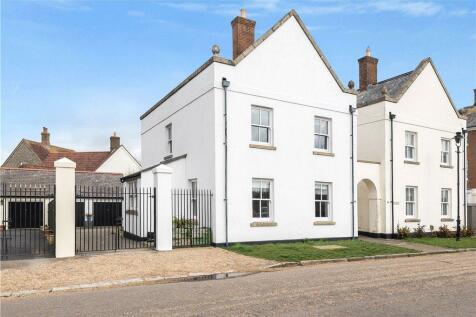 Holmead Walk, Poundbury, Dorchester. 4 bedroom detached house