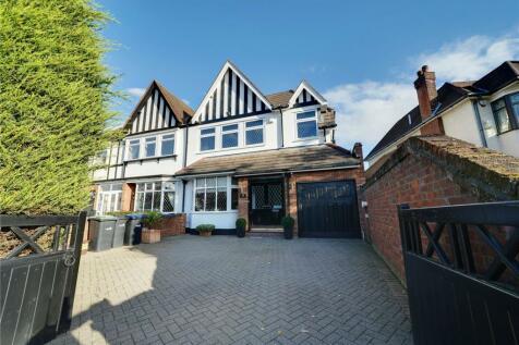 Village Road, Enfield, EN1. 4 bedroom semi-detached house for sale