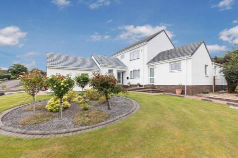 14 Dean Park, Longniddry. 5 bedroom detached house for sale