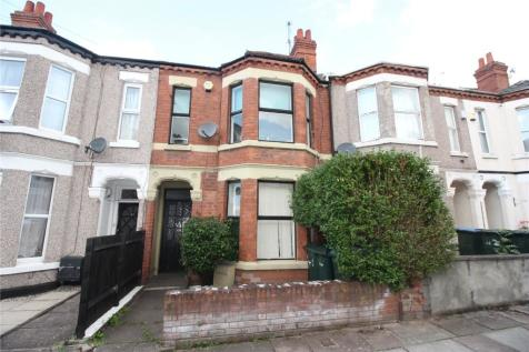 Melville Road, Coundon, Coventry, CV1. 5 bedroom terraced house for sale