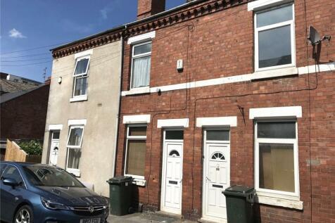 Bedford Street, Earlsdon, West Midlands, CV1. 4 bedroom terraced house for sale
