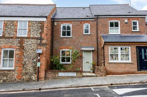 Old London Road, ST. ALBANS. 3 bedroom terraced house