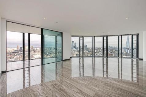 One Blackfriars, London. 3 bedroom flat for sale