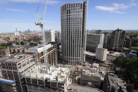 Westmark Tower, West End Gate, W2. 3 bedroom apartment