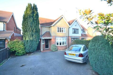 Allcroft Road, Reading. 4 bedroom semi-detached house