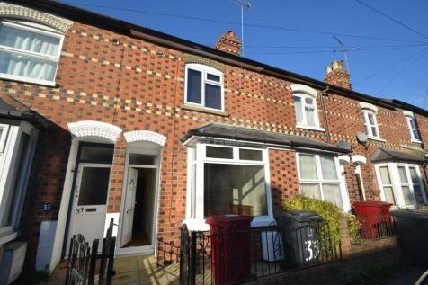 Brighton Road, Reading. 4 bedroom terraced house