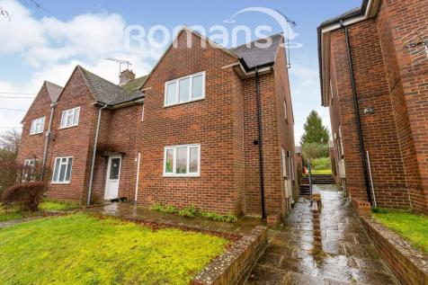 Stanmore, Winchester. 4 bedroom semi-detached house