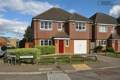 Paper Mill Lane, Dartford, Kent. 4 bedroom detached house