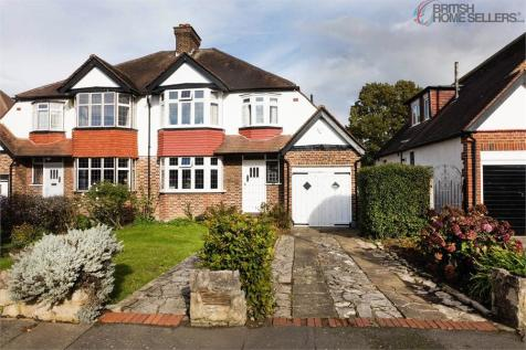 Highland Croft, Beckenham, Kent. 3 bedroom semi-detached house for sale