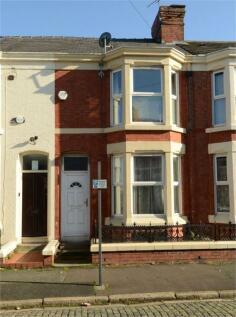 Leopold Road, Kensington, Liverpool, Merseyside. 3 bedroom terraced house