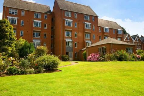 Elizabeth Court, Bodenham Road, Hereford, Herefordshire, HR1 2UE. 1 bedroom retirement property