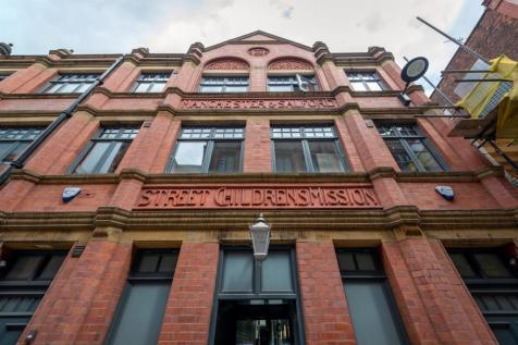 Wood Street Townhouse, Manchester, M3. 3 bedroom house for sale