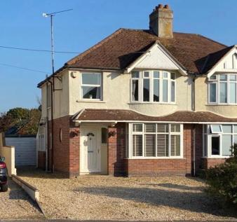 Mudford Road, Yeovil, BA21. 3 bedroom semi-detached house for sale