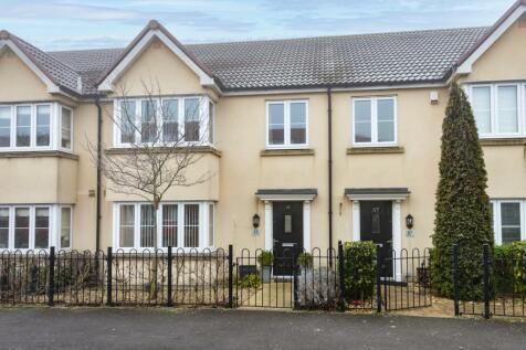 Collingwood Road, Yeovil, BA21. 4 bedroom terraced house for sale