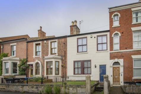 NORTH STREET, DERBY. 3 bedroom terraced house