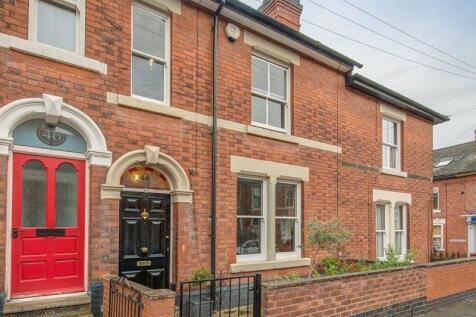 Arthur Street, Derby. 3 bedroom terraced house for sale