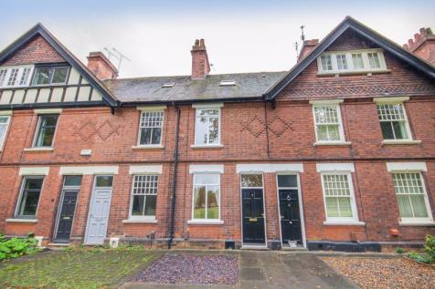 ST PAULS ROAD, CHESTER GREEN. 4 bedroom terraced house for sale