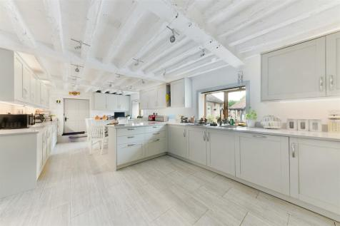 Pendell Barn, Pendell Road, Bletchingley,. 5 bedroom barn conversion for sale