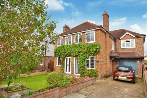 Mill Lane, Merstham, RH1 3HQ. 4 bedroom detached house for sale