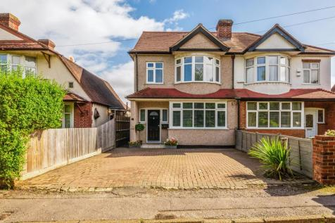 Ewell Bypass, Epsom, Surrey, KT17 2PZ. 4 bedroom semi-detached house