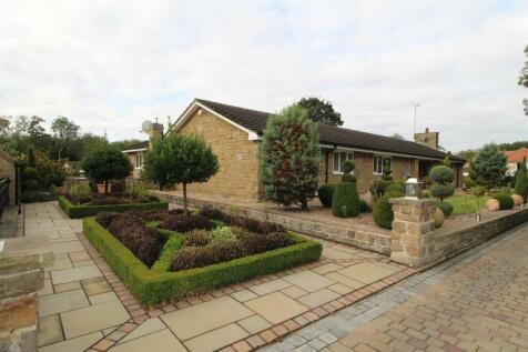 Turnerwood, Thorpe Salvin, Worksop. 5 bedroom detached bungalow