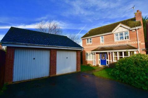 Eames Gardens, Peterborough. 4 bedroom detached house for sale
