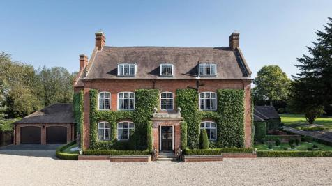 Green Lane, Wall, Lichfield. 8 bedroom detached house for sale