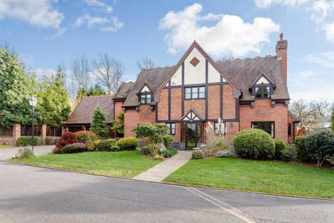 Chester Wood, Aldridge. 5 bedroom detached house