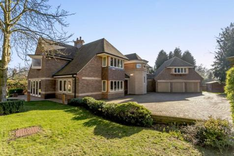 The Orchards, Four Oaks Estate, Sutton Coldfield. 5 bedroom detached house