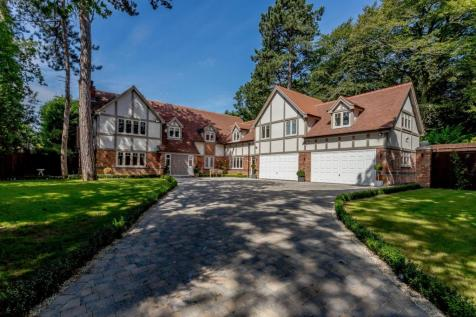 Little Aston. 6 bedroom detached house