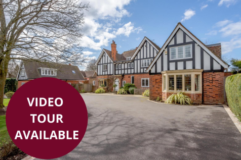 Hartopp Road, Sutton Coldfield. 7 bedroom detached house