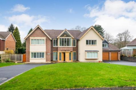 Squirrel Walk, Sutton Coldfield. 5 bedroom detached house