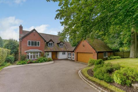 Hartopp Road, Four Oaks Estate. 4 bedroom detached house