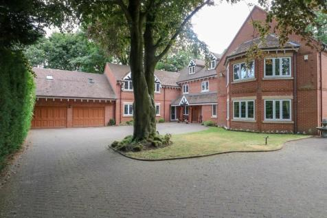 Roman Road, Sutton Coldfield. 6 bedroom detached house