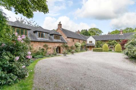 Roman Lane, Little Aston Park. 6 bedroom detached house