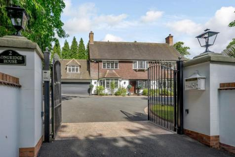 Hartopp Road, Four Oaks Estate. 5 bedroom detached house