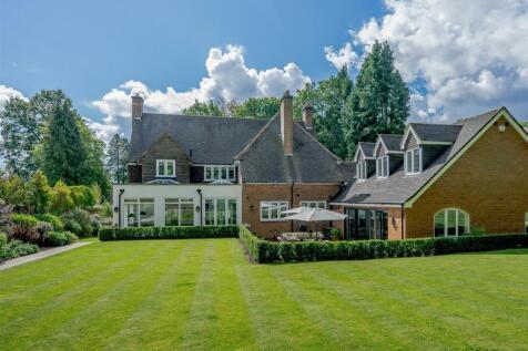 Hartopp Road, Four Oaks Estate. 5 bedroom detached house for sale