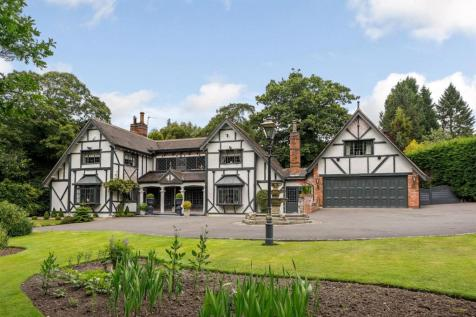 Hartopp Road, Sutton Coldfield. 6 bedroom detached house